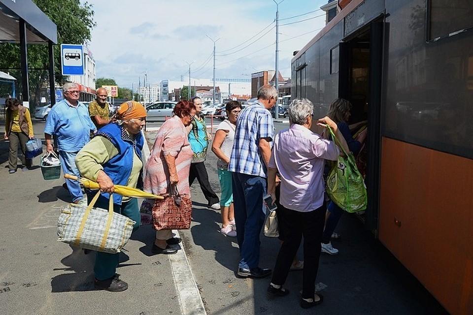 Стоимость билета на дачный автобус в Набережных Челнах должен утвердить Госкомитет Татарстана по тарифам.
