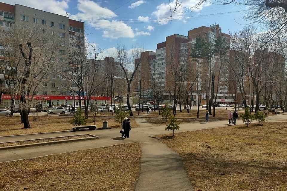 Погода 22 апреля: в Хабаровске будет жарко, до +23 градусов