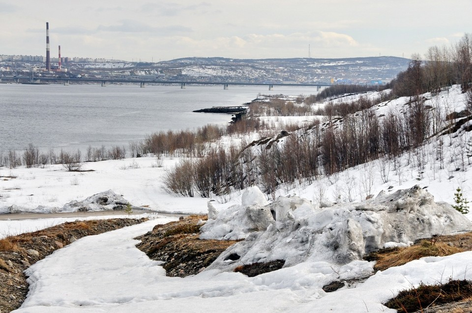 В Мурманскую область ненадолго вернется зима. Фото: Ольга ЗАСУХИНА