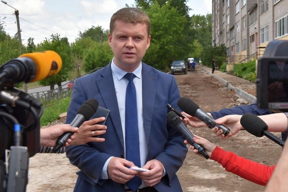 Дмитрий Печенкин родился в 1983 году. Фото: admkirov.r