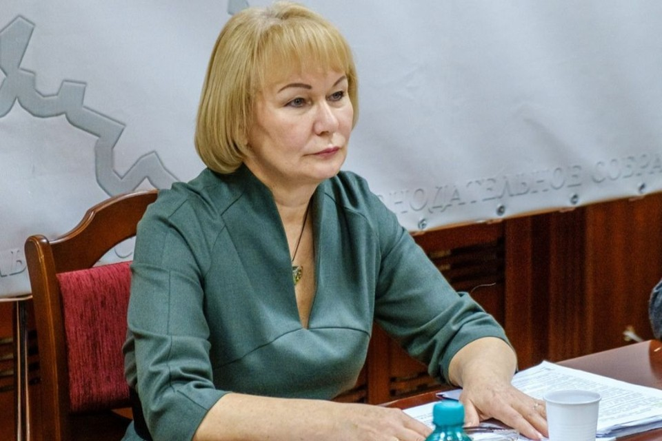 Уполномоченный по правам человека в Кировской области Галина Буркова выступила с ежегодным докладом. Фото: zsko.ru