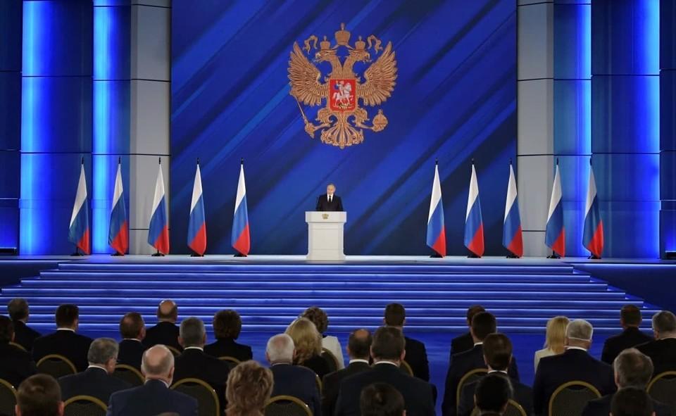 Владимир Путин назвал основными задачами государства сохранение здоровья граждан и улучшение их благосостояния.