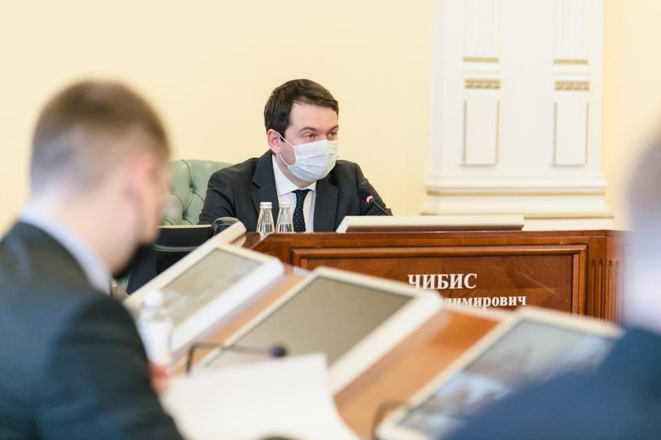 В правительстве Мурманской области наметили план действий по итогам Послания Президента. Фото: правительство Мурманской области
