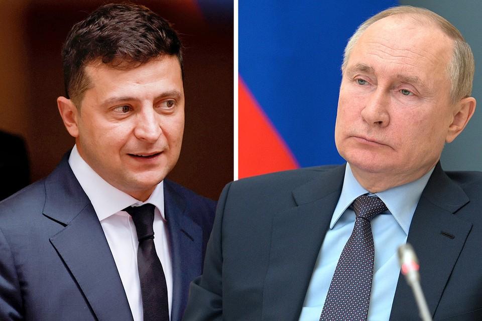 Вопрос, когда же может состояться встреча Путина и Зеленского, повис в воздухе.