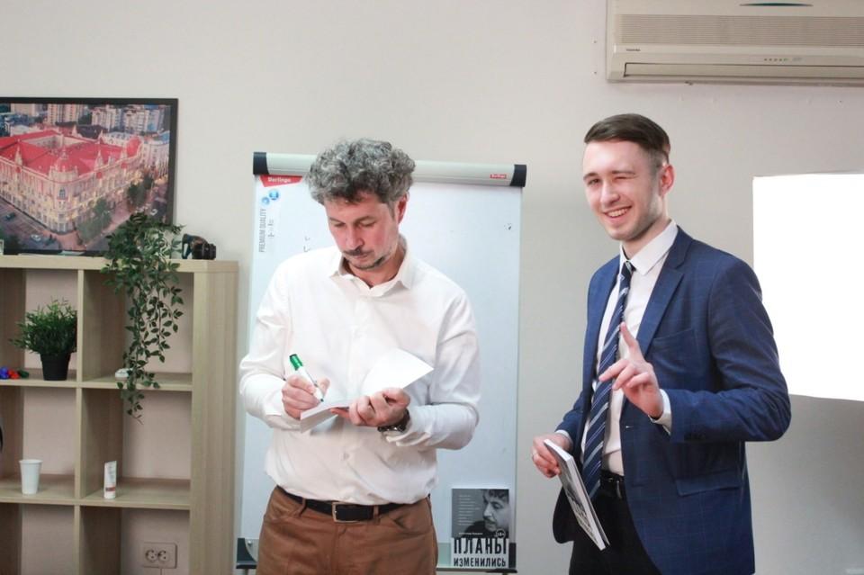 Правозащитник Александр Хуруджи встретился с «Новыми людьми».