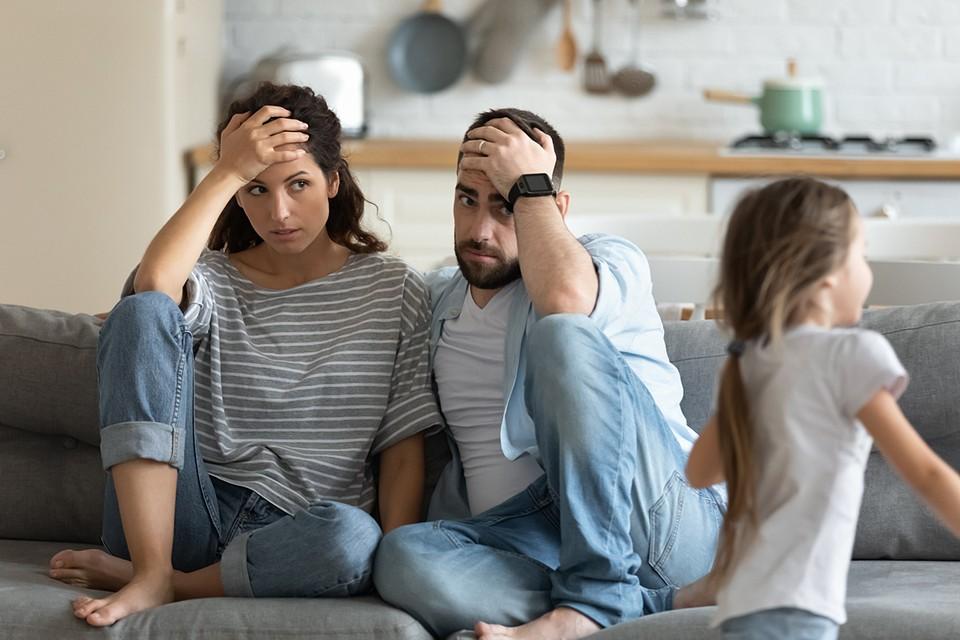 Дочка в семье- фактор нестабильности