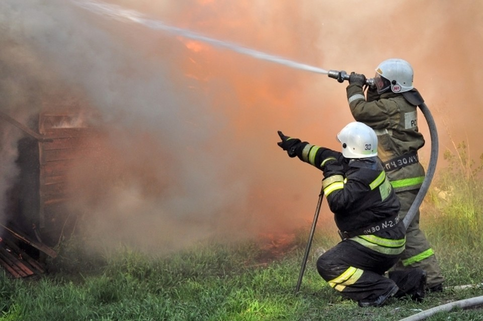 Хабаровский край - один из самых пожароопасных регионов в России