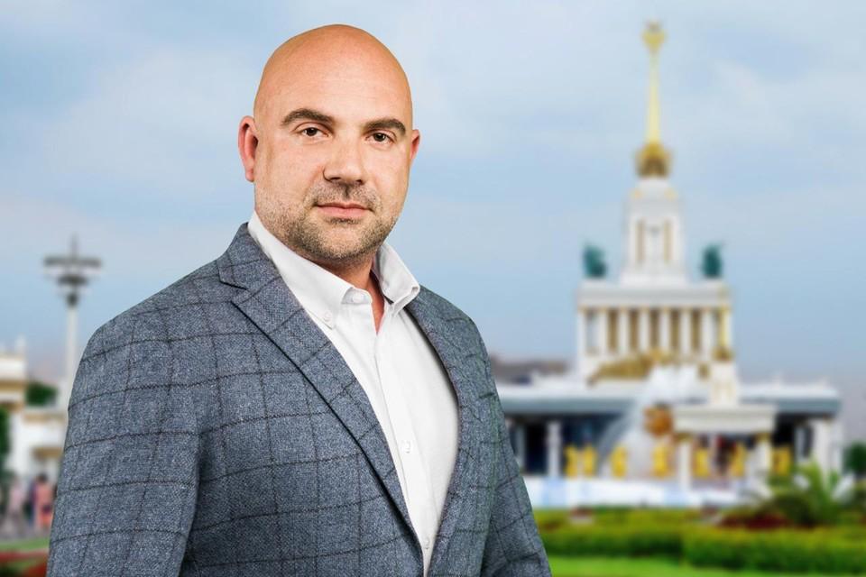 Тимофей Баженов. Фото: Максим Манюров