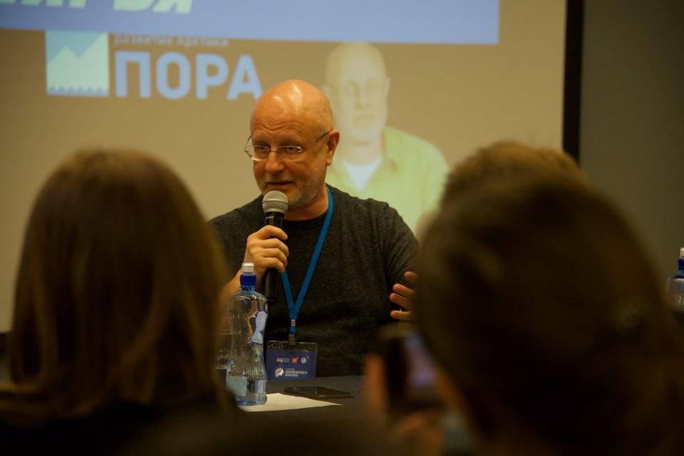 Дмитрий Пучков дал бесплатный мастер-класс для блогеров Мурманской области.