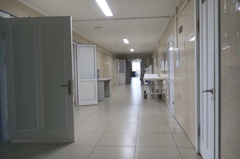 Всего сейчас в ковидных больницах лечатся больше одной тысячи пациентов