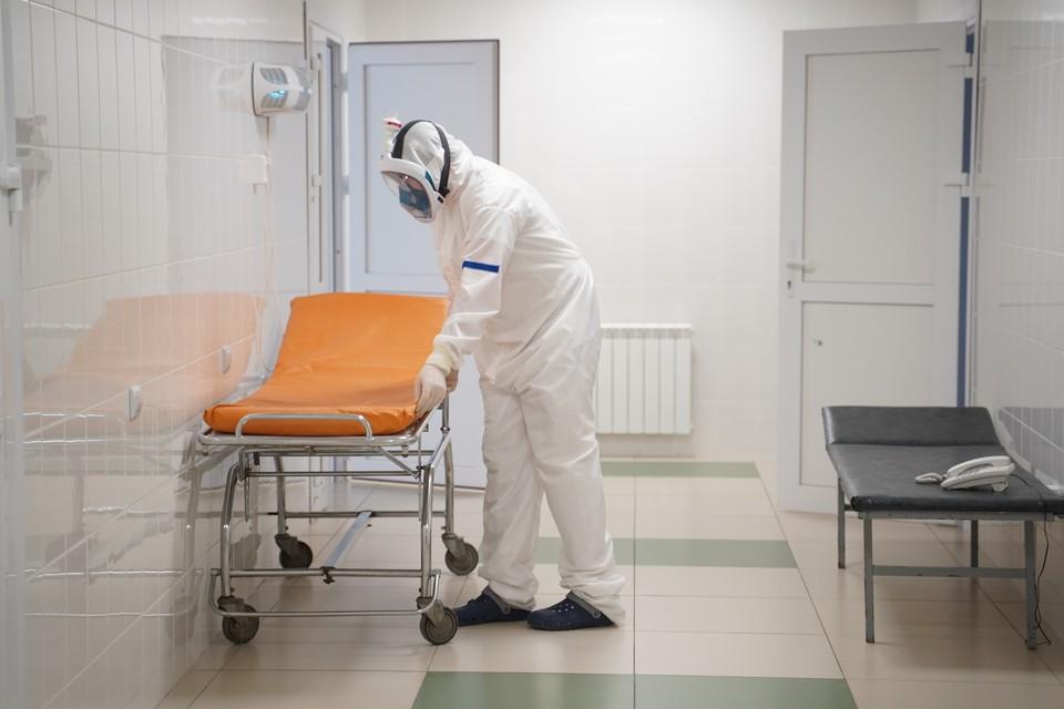 Всего с начала пандемии в Белгородской области коронавирусом заболели 36382 человека.