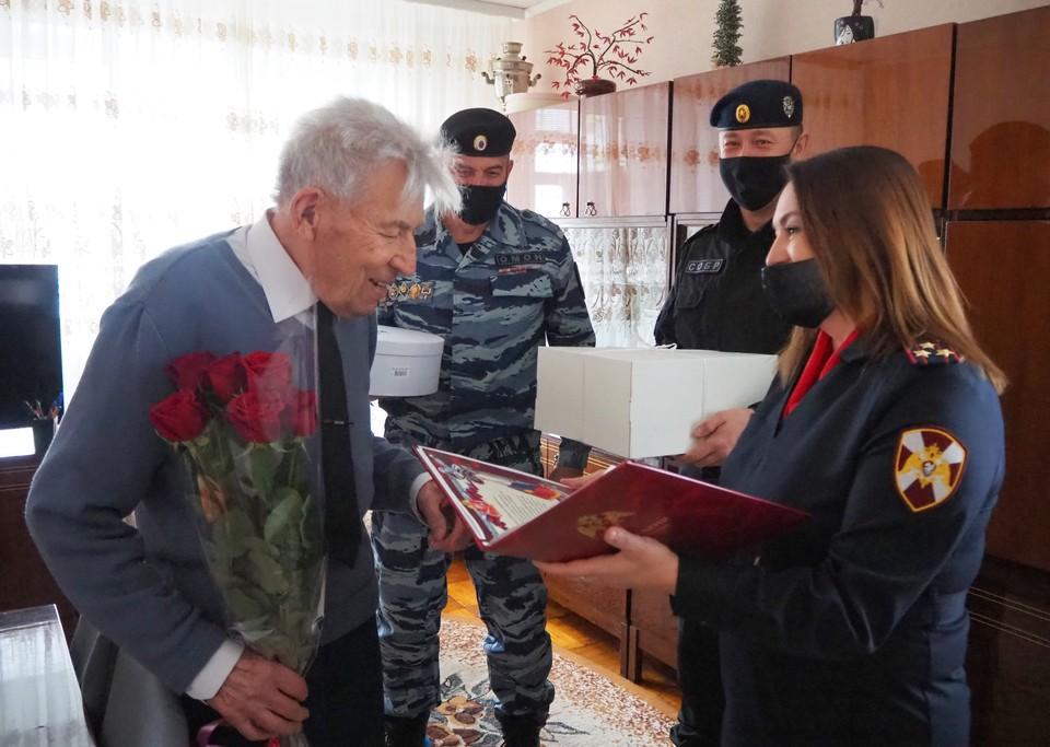 фото: пресс-служба Управления Росгвардии по Белгородской области.