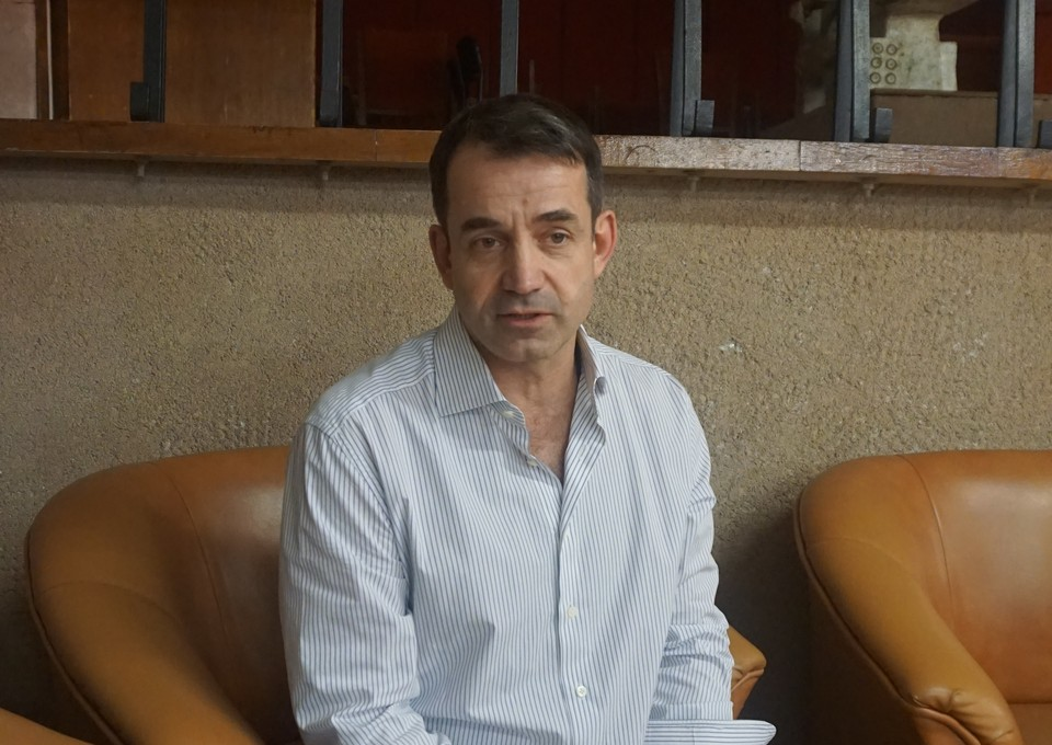 Дмитрий Певцов в Воронеже
