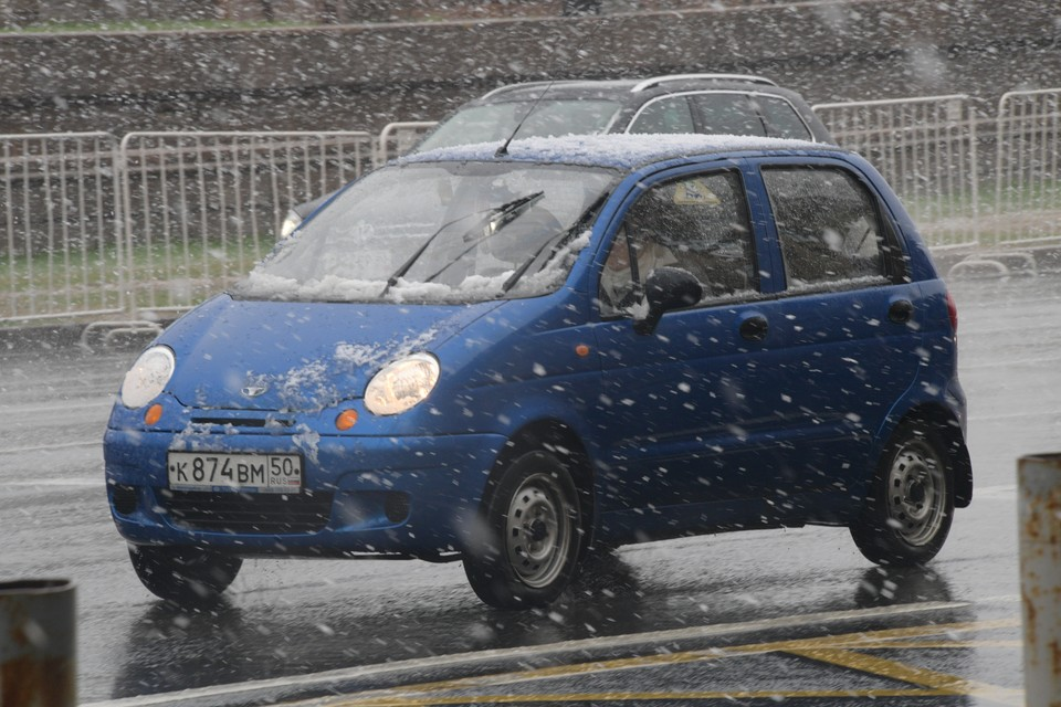 Синоптики прогнозируют дождь в течение всей недели.