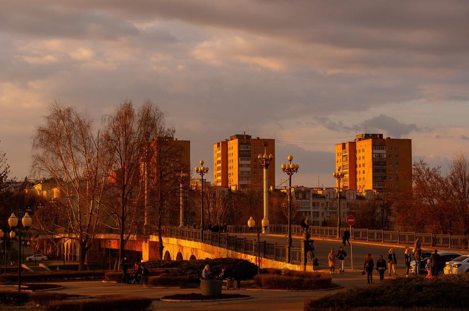 В Орловской области стартовало рейтинговое голосование за благоустройство-2022
