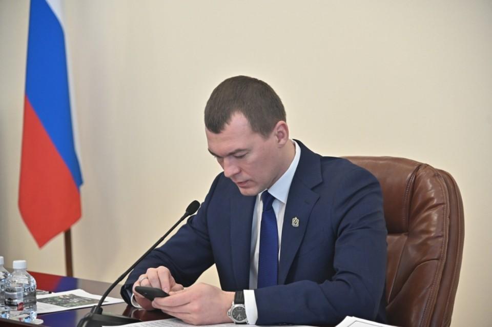Михаил Дегтярев дал старт голосованию за проекты благоустройства