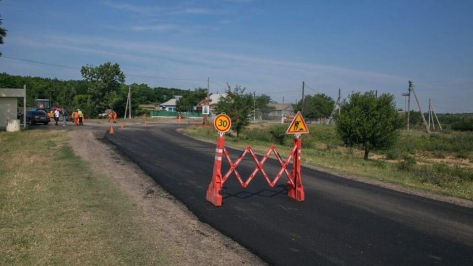 В этом году планируется отремонтировать четыре километра дороги, соединяющей деревни Кетросу, Моара-де-Пятра и Куболта.