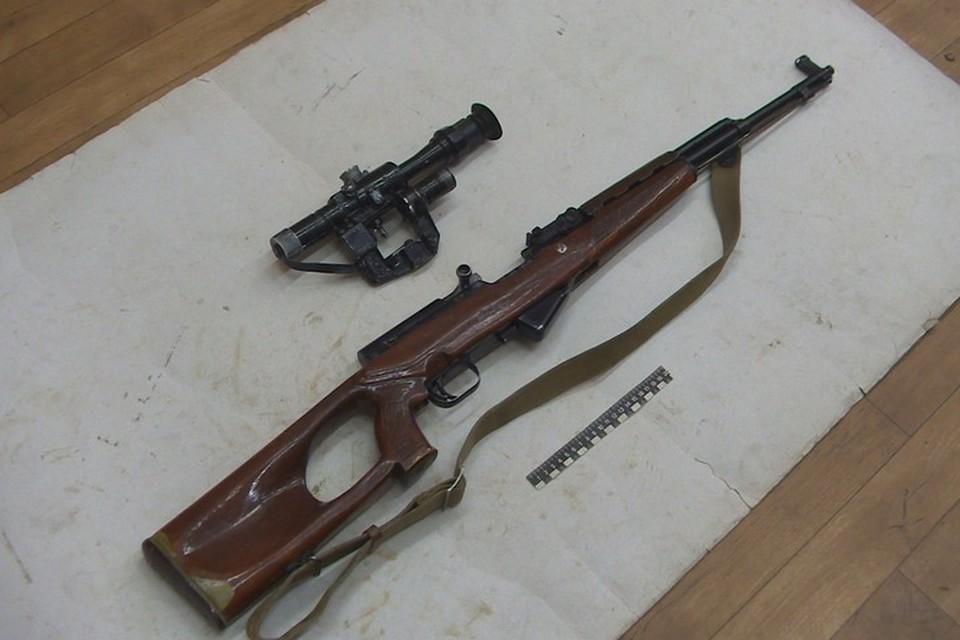 У жителя города Дятьково нашли три пистолета образца 17 века и гладкоствольное ружье 19 века.
