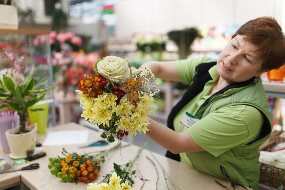 Торговля - любыми товарами - один из самых популярных видов малого бизнеса в городе.