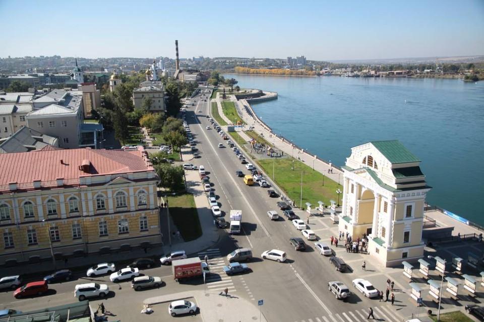 На Нижней Набережной планируют обстроить велодорожки и газоны.