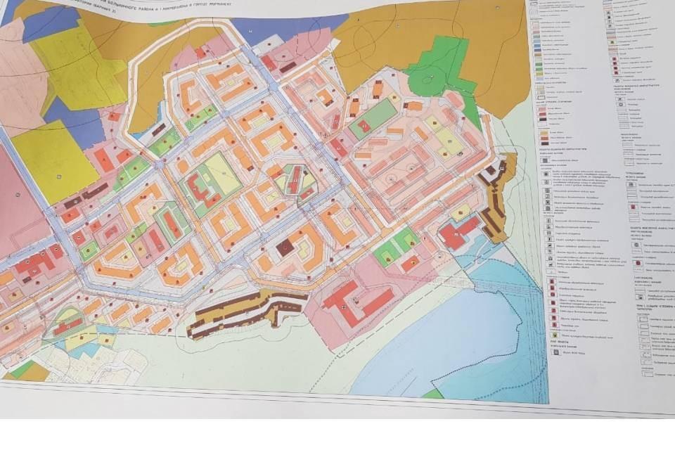 Концепция по Больничному городку должна появиться до 26 июня. Фото: правительство Мурманской области