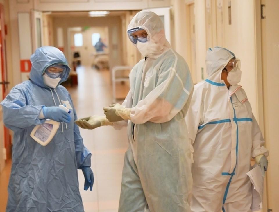 В Коми увеличилось число инфицированных коронавирусом за сутки