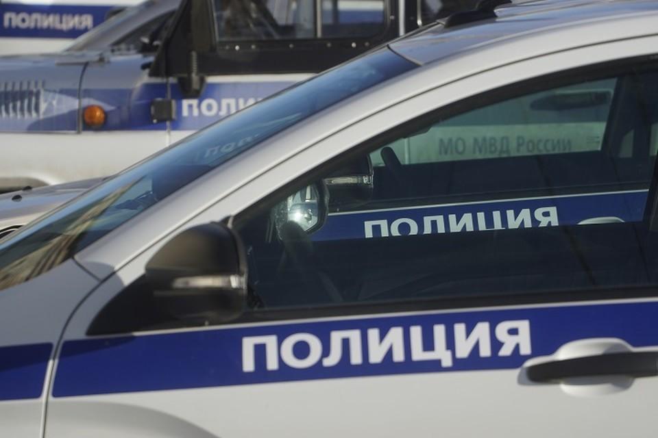 Полиция устанавливает все обстоятельства случившегося