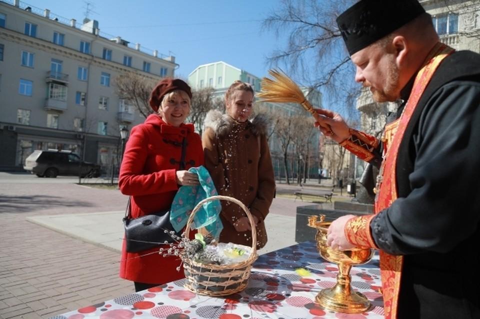 2 мая в Сыктывкаре пройдет празднование Пасхи