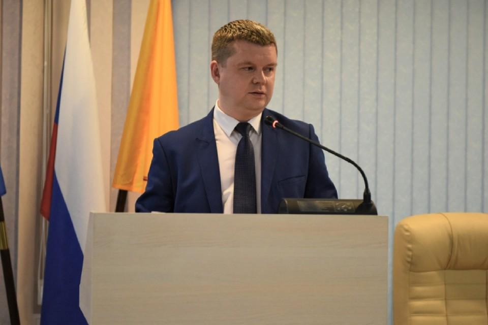 До нынешнего времени Печенкин являлся замначальника департамента городского хозяйства. Фото: admkirov.ru