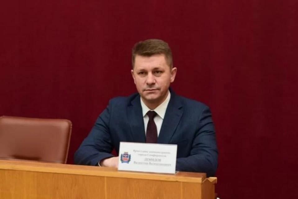 По информации на официальном сайте МУП, сейчас директор компании Ирина Форманчук. Фото: пресс-служба администрации Симферополя.