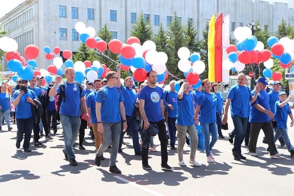 На День города в программе мероприятий запланированы фестивали «Счастливый Хабаровск» и «Амурские волны»