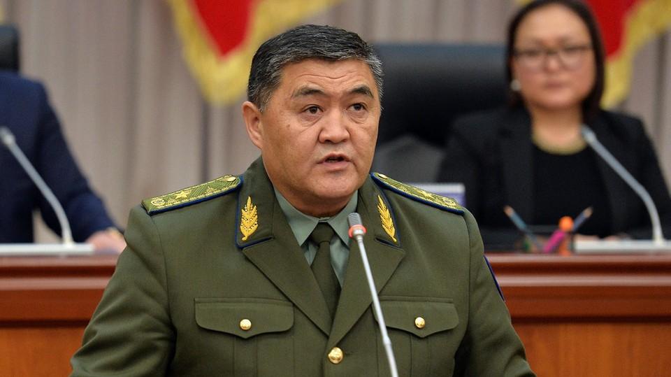 Камчыбека Ташиева нет в стране.