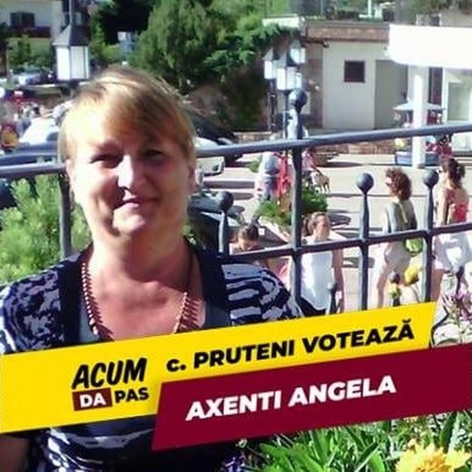 Анжела Аксенти уже выбрала себе машину – «Dacia Logan» 2021 года выпуска.