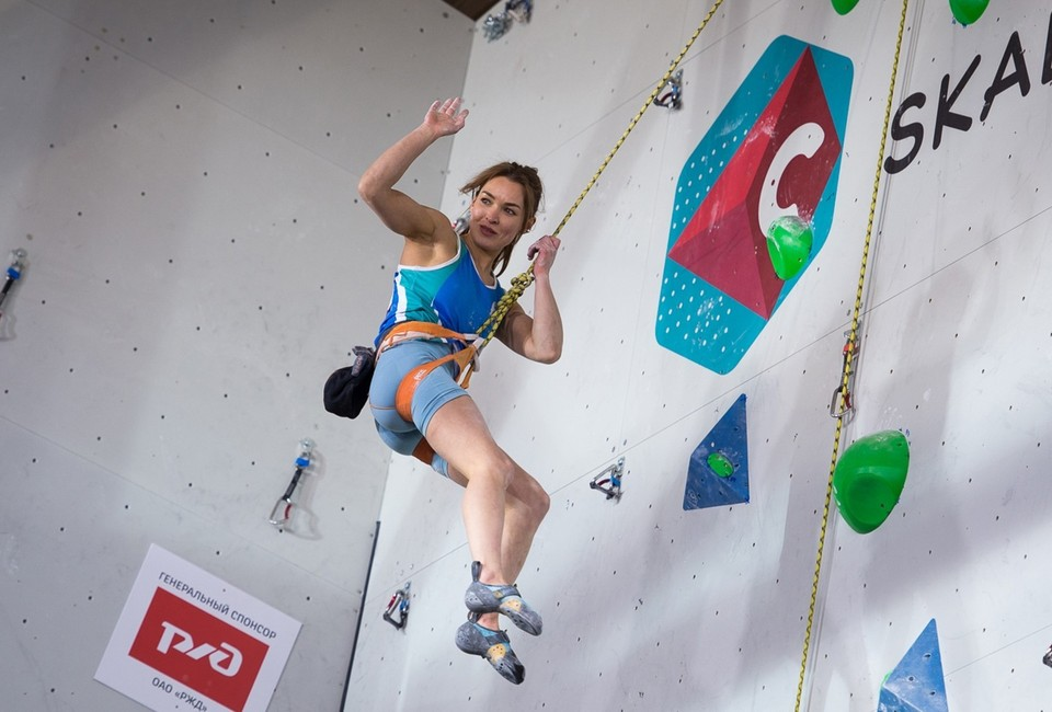 Спортсменка из Ямала победила на Всероссийских соревнованиях по скалолазанию Фото: официальная страница ЯНАО в соцсети