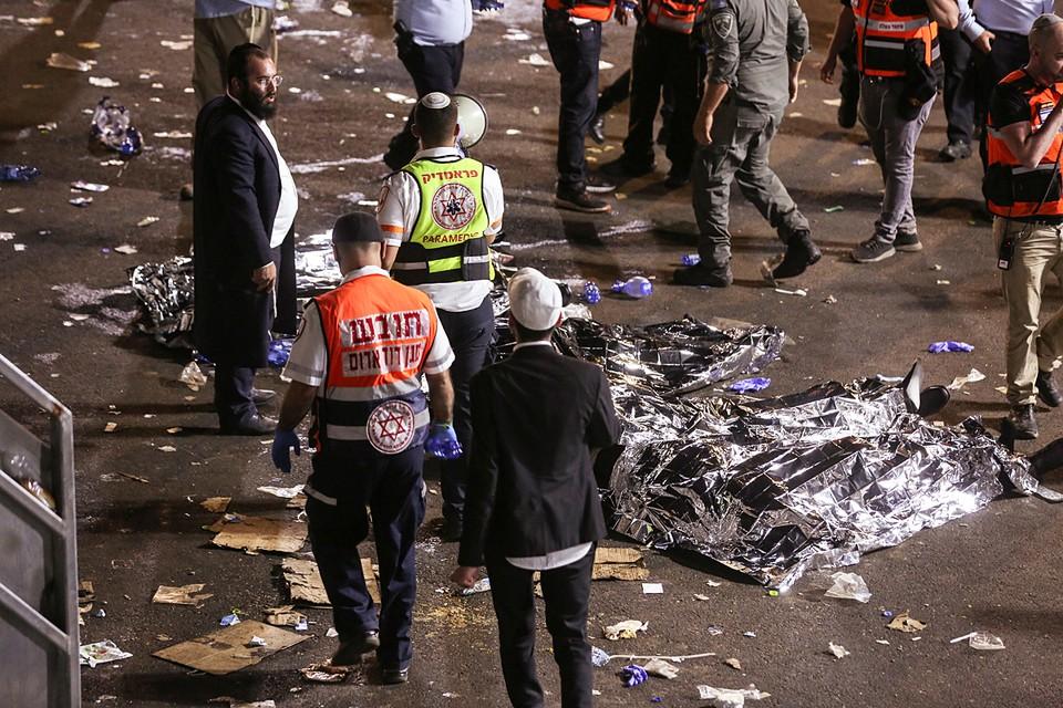 38 человек погибли, десятки получили тяжелые ранения, 18 пострадавших находятся в критическом состоянии