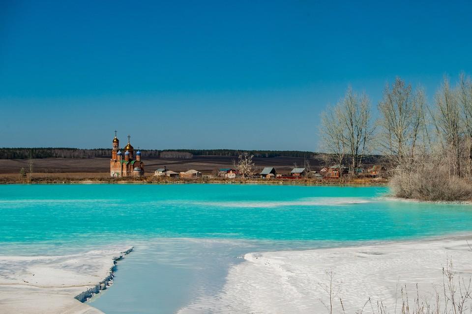 Село Коелга становится все более популярным у туристов.