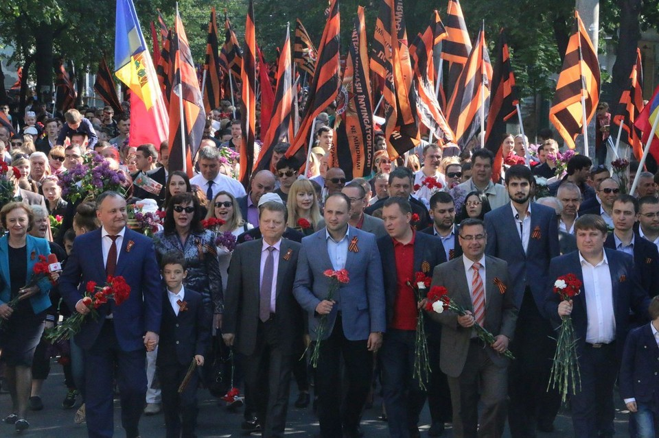 Молдове угрожают разруха по-украински, «размораживание» приднестровского конфликта и даже ликвидация в случае победы на досрочных выборах в парламент партии нынешнего президента. Фото:mejdurecie.md