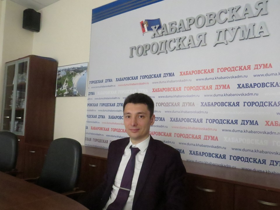 Виталий Морозов рассказал, как улучшить экологическую ситуацию в городе
