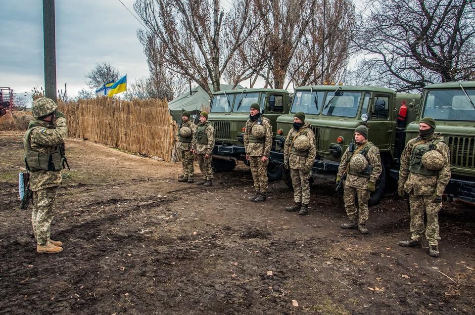 ВСУ продолжают обстреливать Республики Донбасса. Фото: Штаб ООС
