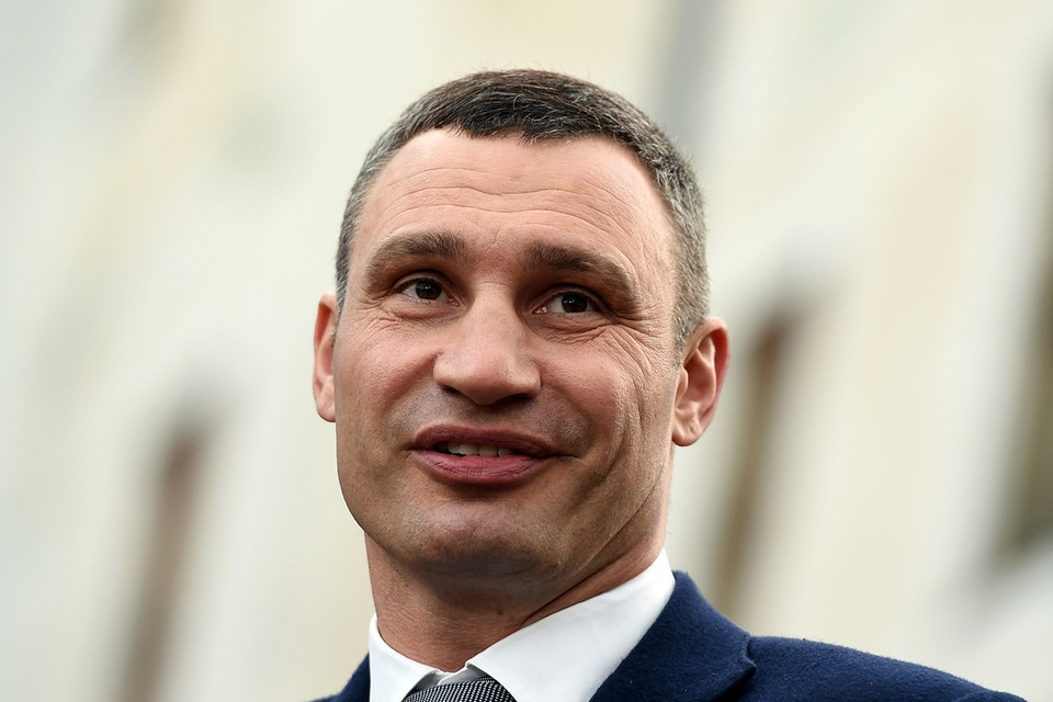 Виталий Кличко распустил городскую мошну