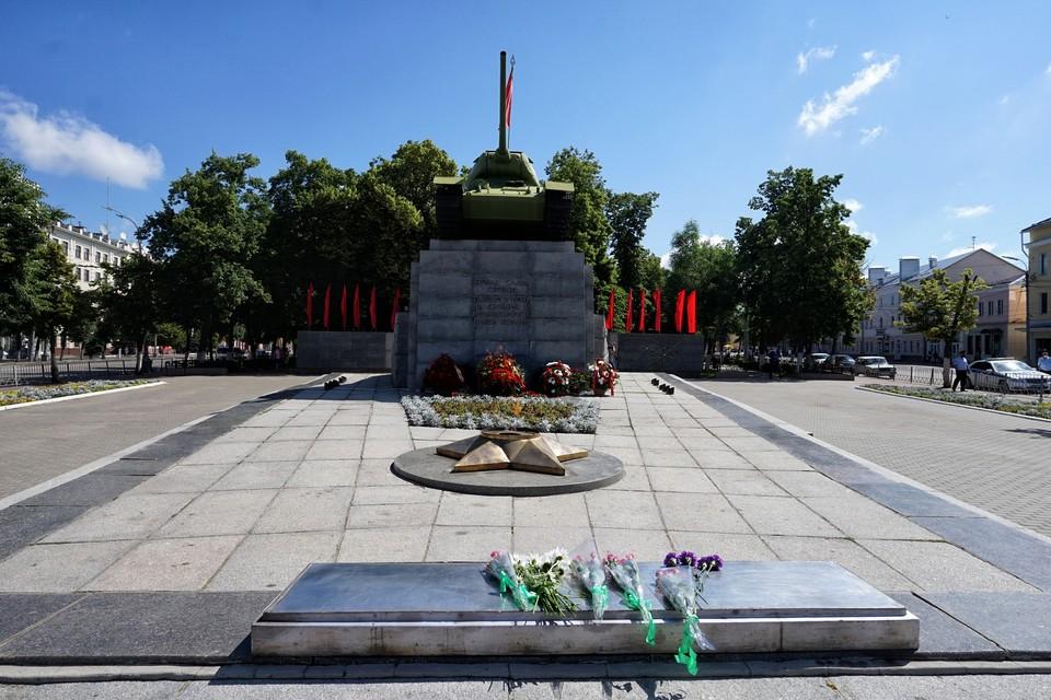 По военным мемориалам в Орловской области можно путешествовать всей семьей