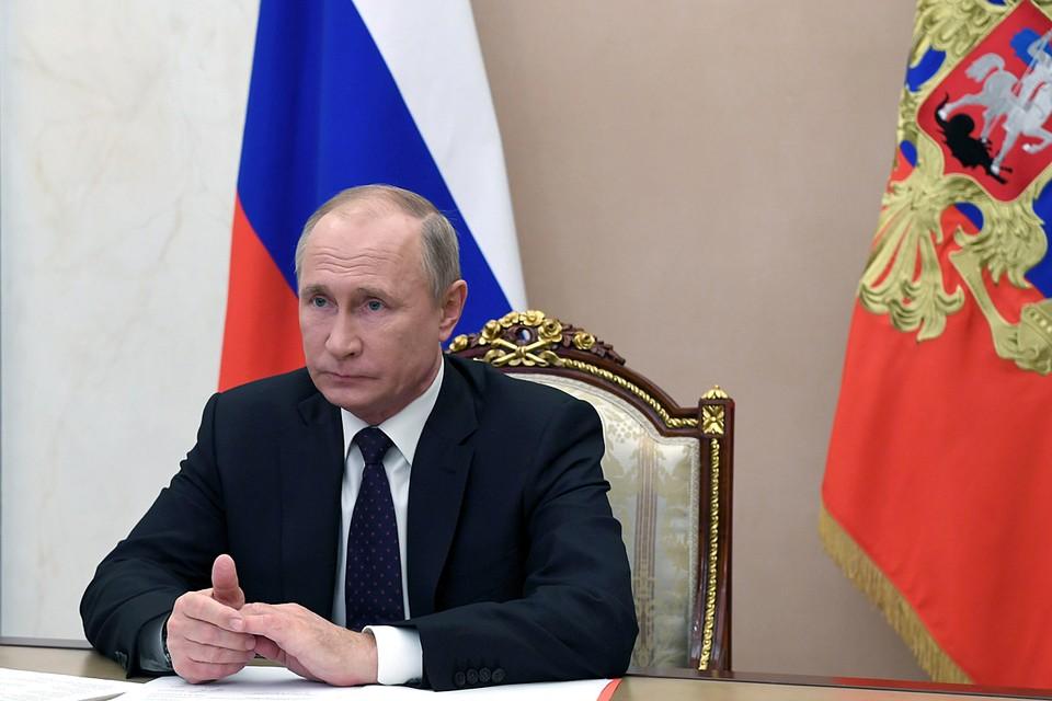 Путин обсудил с канцлером Австрии борьбу с коронавирусом.