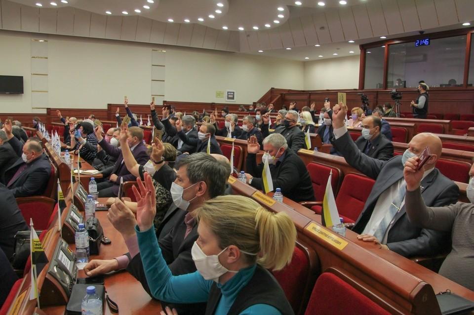 В НС ДНР приняли закон