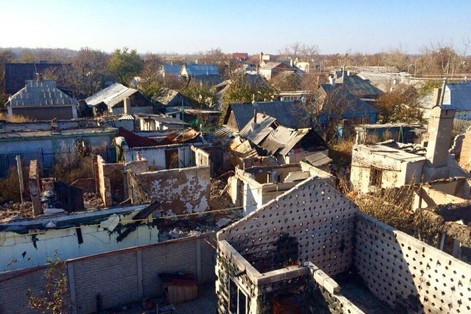 ВСУ не прекращают стрелять по Республикам Донбасса (архивное фото)