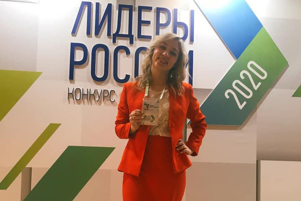 Проект «Разряд» создала команда во главе с Анной Хрусталевой