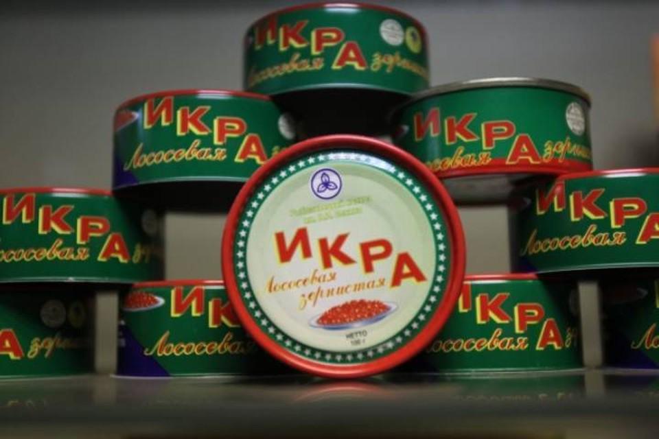 В Кирове сотрудники Россельхознадзора выявили в продаже дальневосточную икру несуществующего производителя.