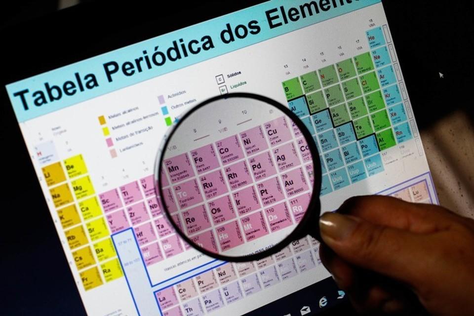 В Катаре маленькая девочка назвала все элементы таблицы Менделеева за две минуты