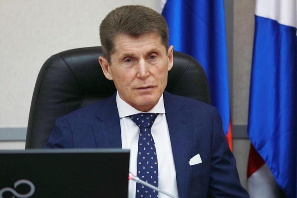 Такое решение в крае принимается впервые. Фото: Иван Дякин/правительство Приморского края.