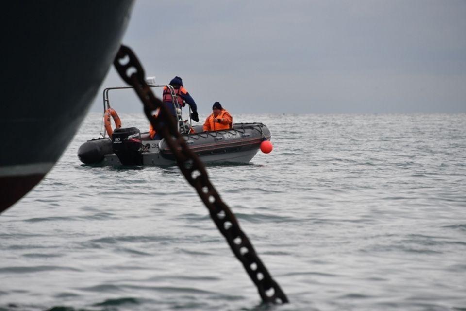 К месту поисков направились спасатели.