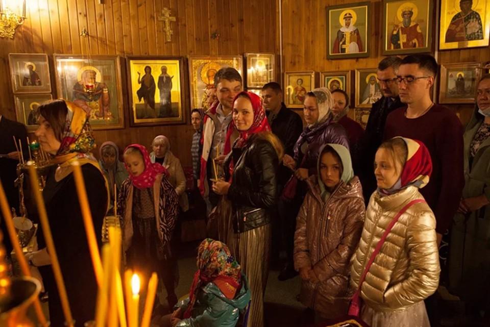 Свечи, куличи и маски: Как прошли пасхальные богослужения 2021 в Нижегородской области. ФОТО: Ольга Малкова